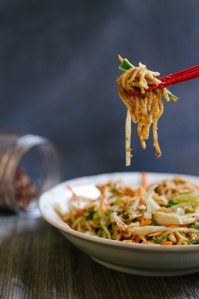Sichuan Cold Noodle-4