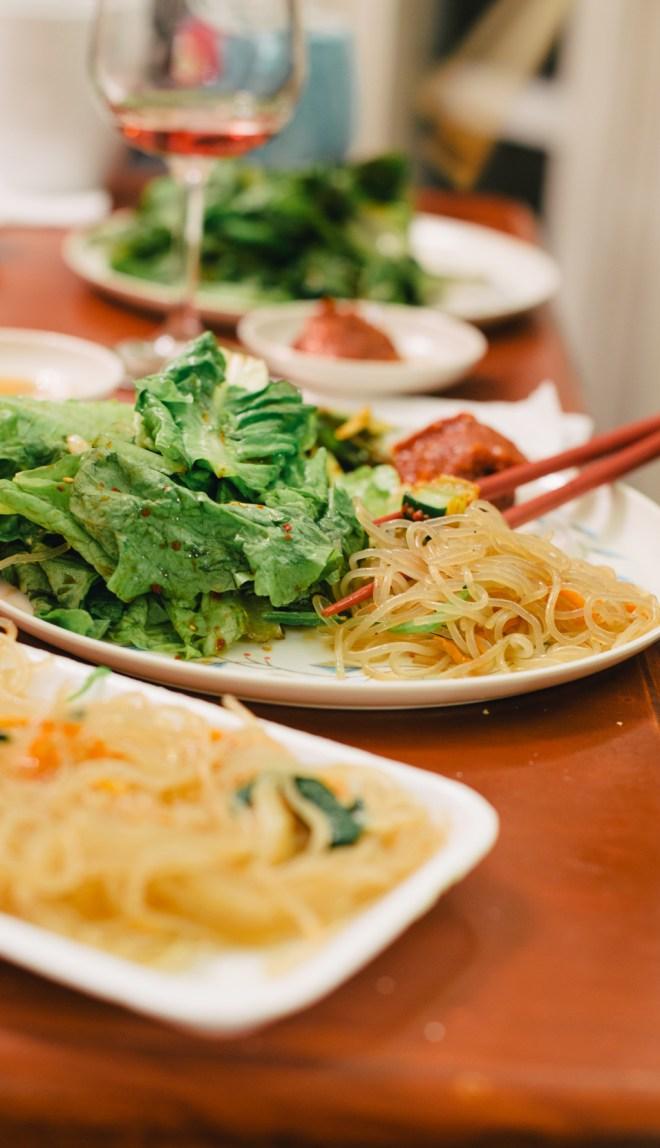 Korean Pork Lettuce Wraps   Cultural Chromatics-4