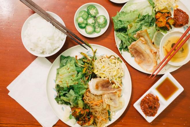 Korean Pork Lettuce Wraps | Cultural Chromatics-8