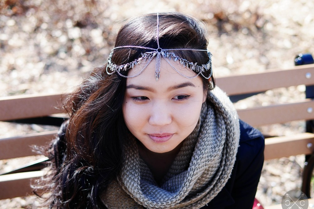 DIY Head Chain