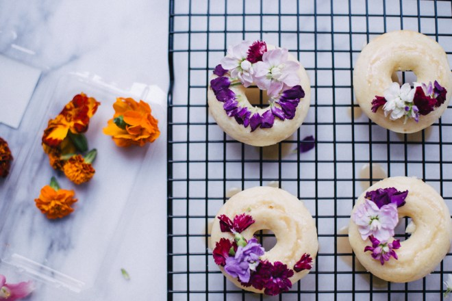 Floral Churro Donuts | Cultural Chromatics-10