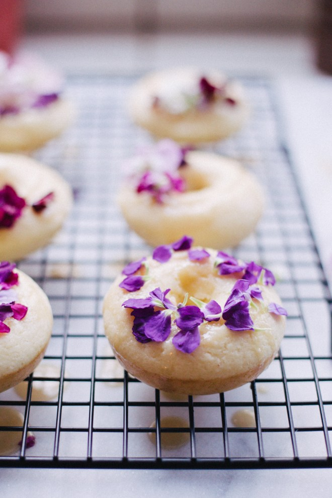 Floral Churro Donuts | Cultural Chromatics-11