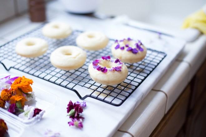Floral Churro Donuts | Cultural Chromatics-8