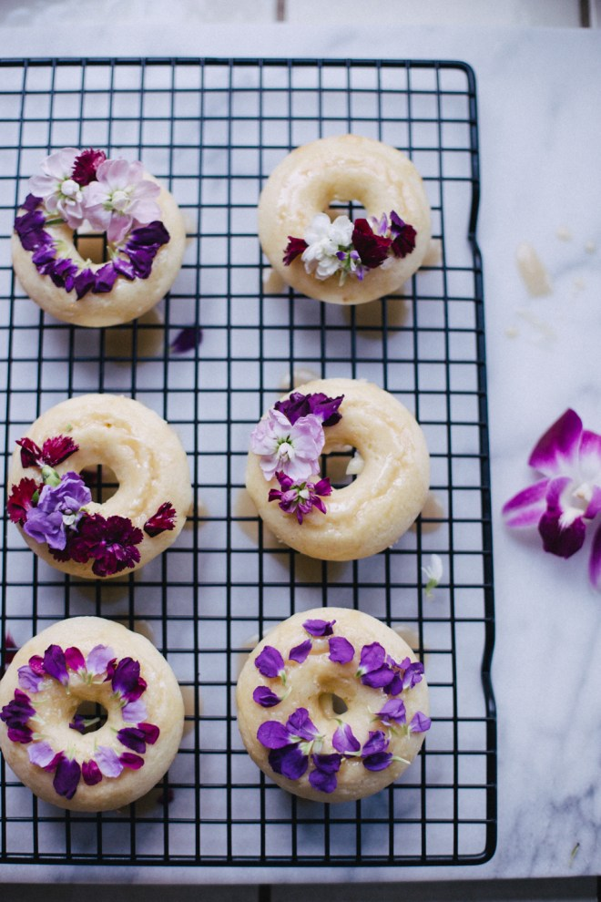 Floral Churro Donuts | Cultural Chromatics-9