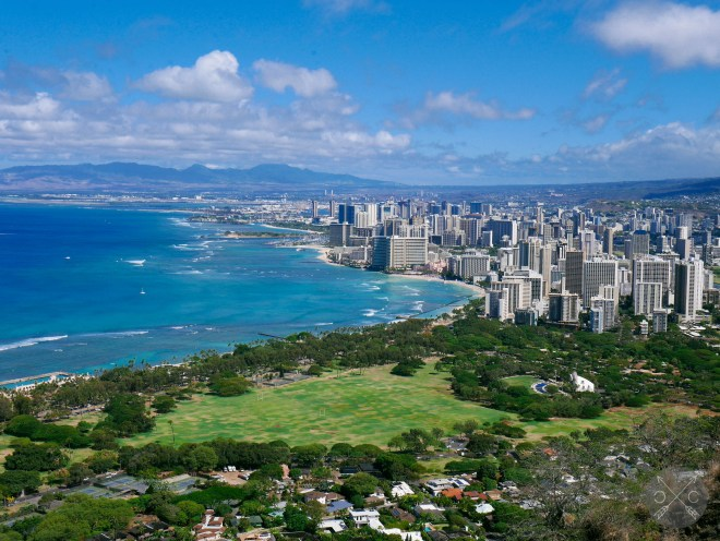 Waikiki - Diamond Head Hike