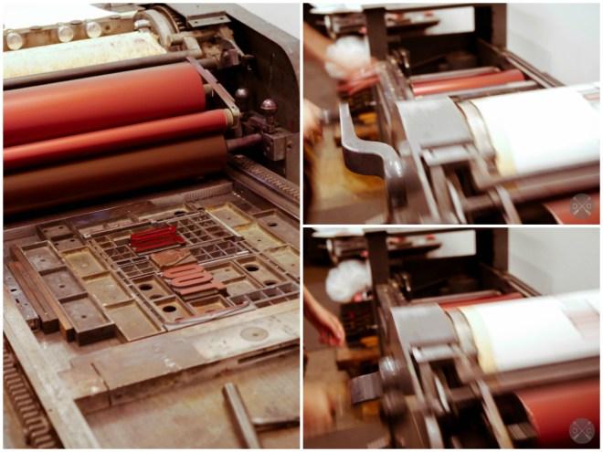 Letterpress Machine 1