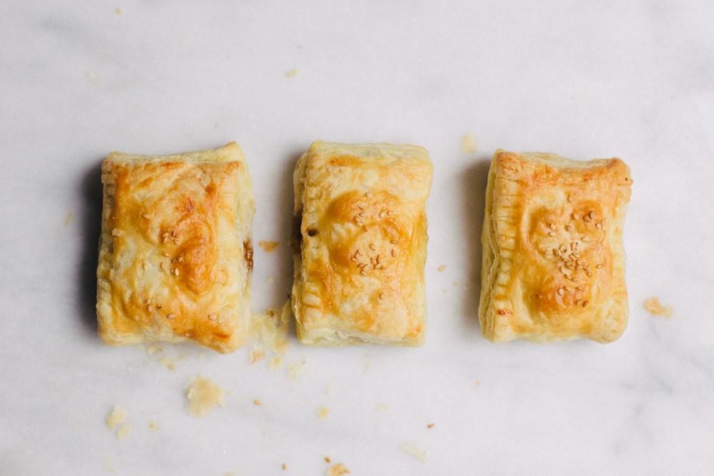 Chinese Dim Sum Recipe: BBQ (Char Siu) Puffs
