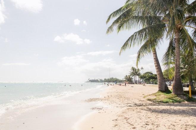 Ala Moana Beach Hawaii