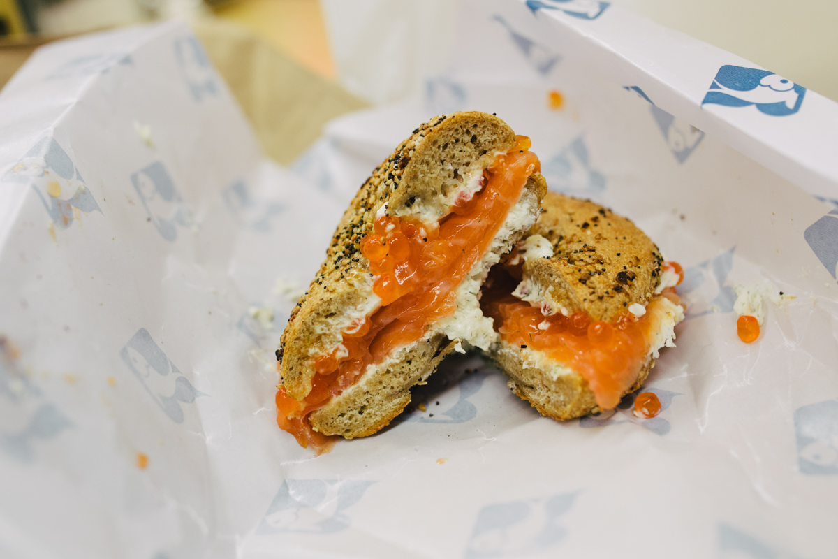 Russ & Daughters: Legendary Lox Bagels In New York