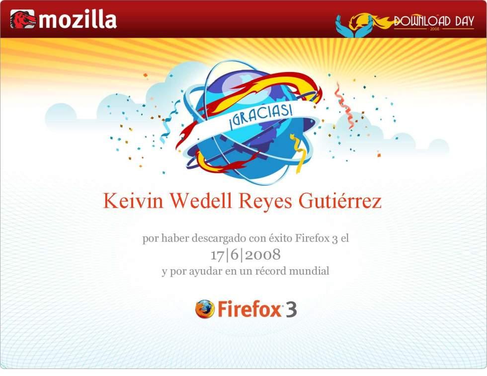 mozilla download day
