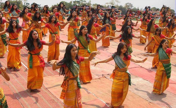 Folk Dances of Northeast India on ( ̄︶ ̄)↗  id=47152