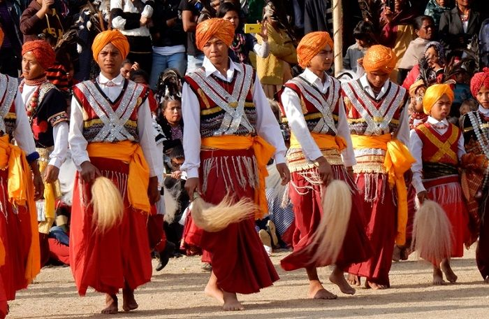 Folk Dances of Northeast India on ( ̄︶ ̄)↗  id=86334