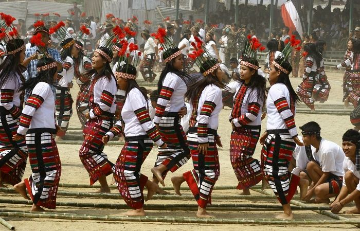 Folk Dances of Northeast India on ↗️  id=78509
