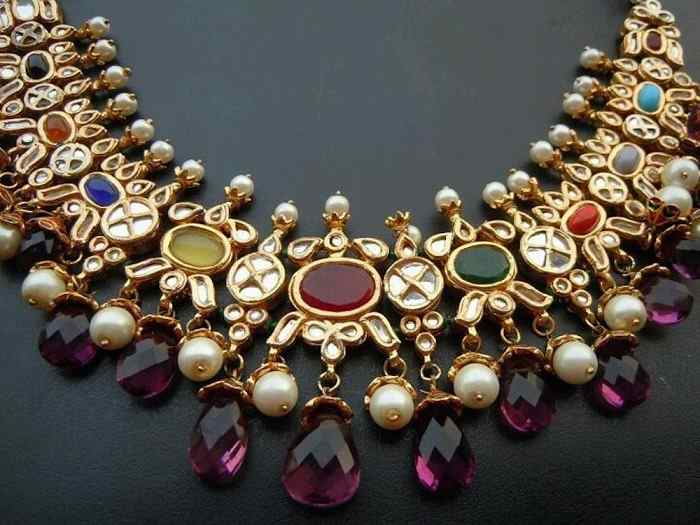 Navratna Jewelry Historical Religious Amp Astrological