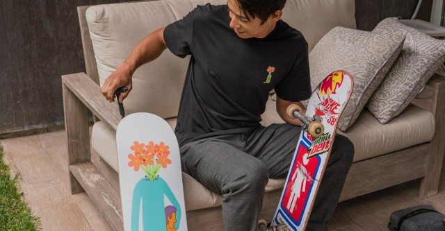 MTN DEW Partners with GIRL Skateboard Company