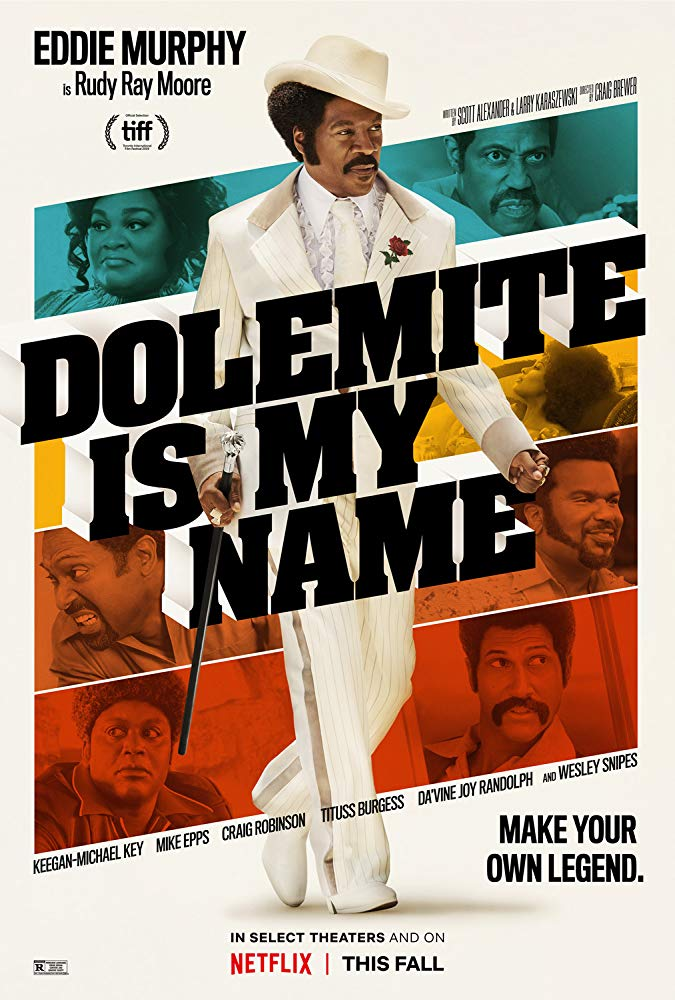 Dolemite Is My Name starring Eddie Murphy