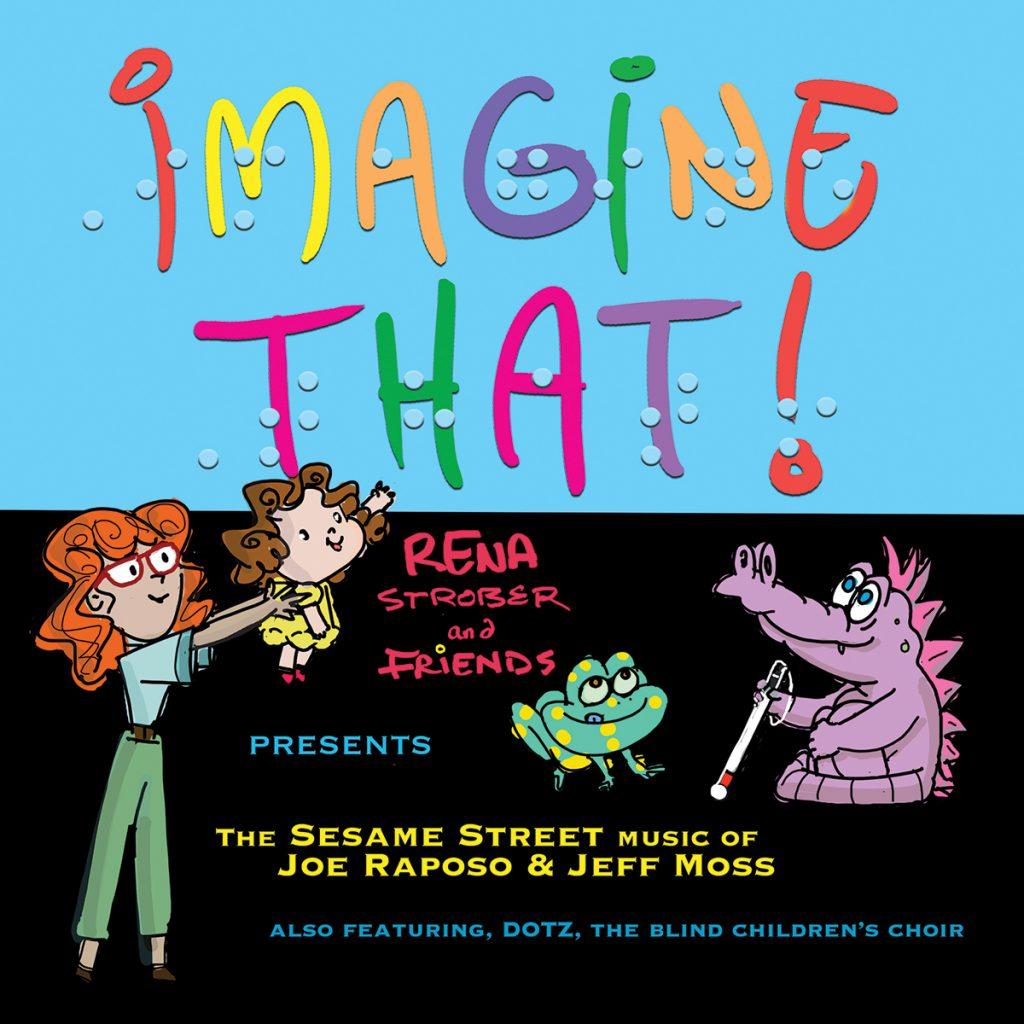 IMAGINE THAT! album cover