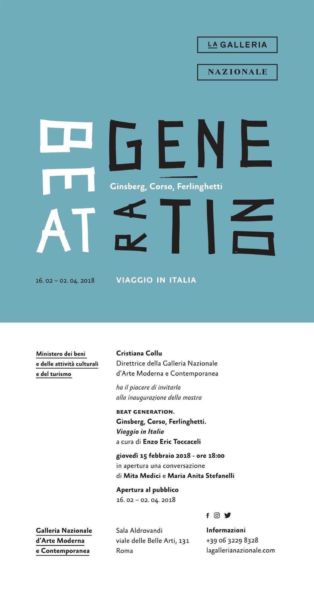 Viaggio In Italia, Galleria Nazionale Du0027Arte Moderna E Contemporanea, Mostre  A Roma, Evento In Corso U2013 CULTURALNEWS TV