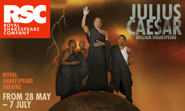 Julius Caesar is victorious at the Olympic Games