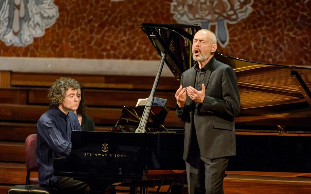 Die Schöne Müllerin en el Palau de la Música