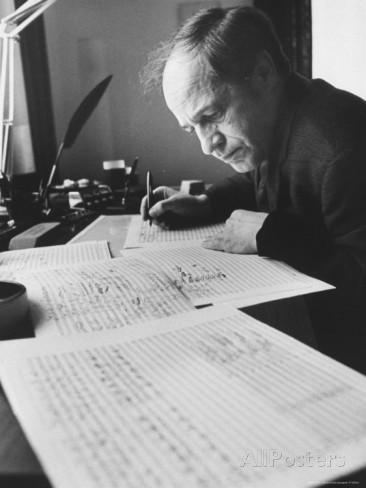 Al margen de la, de tu, desaparición*: Adieu, Pierre Boulez