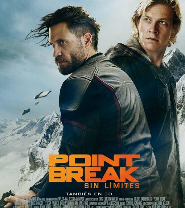 Sobre el remake de Point Break: ¿agotamiento de la industria cultural?