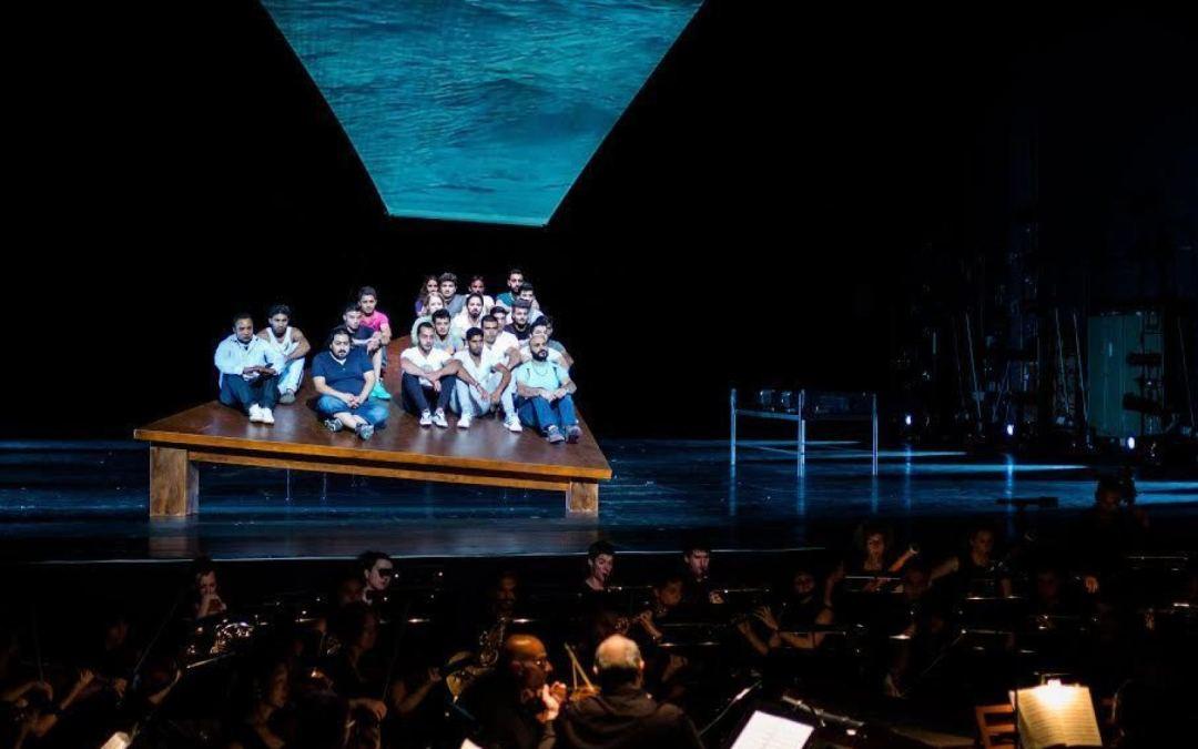 De Idomeni a Idomeneo, la realidad como escenario