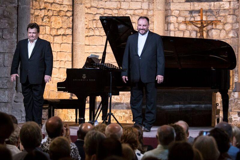 Doble lección magistral con Matthias Goerne y Alexander Schmalcz