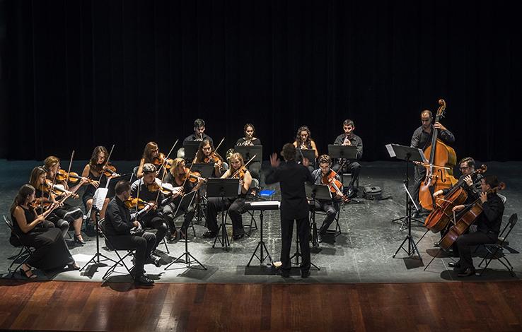 La fuerza de lo pequeño: presentación de la Sinfonietta de Canarias