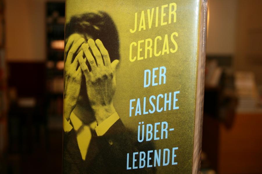 Con motivo de la traducción al alemán de El impostor / Der falsche Überlebende de Javier Cercas