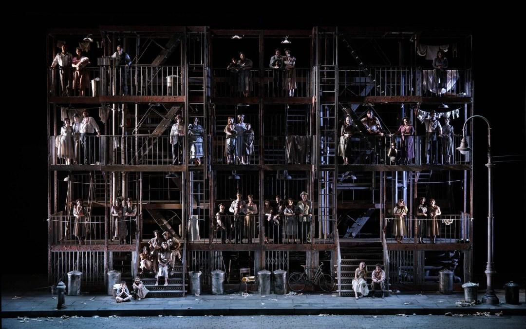 ¿Ópera o musical? «Street Scene» de Kurt Weill en el Teatro Real
