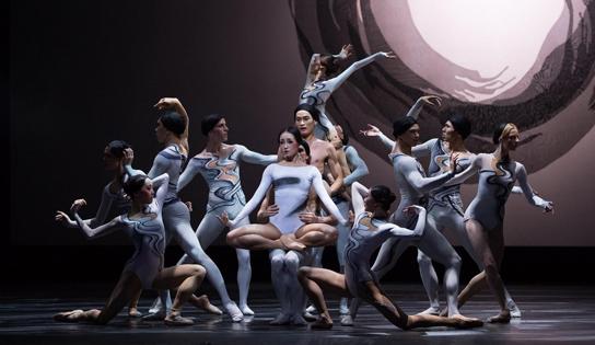 Fusión entre Oriente y Occidente: Hong Kong Ballet