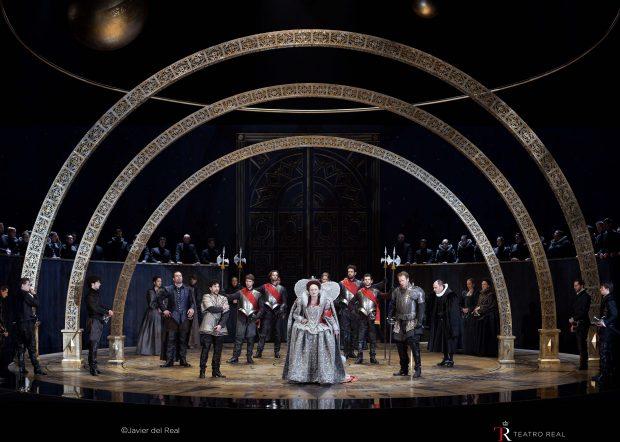 ¡Larga vida a la reina! «Gloriana» de Benjamin Britten en el Teatro Real