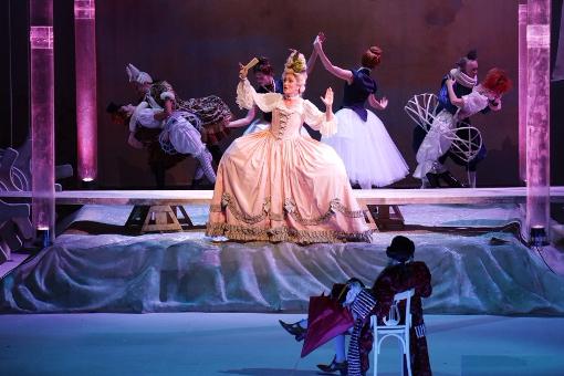 La fallida ópera Ti Vedo, Ti Sento, Me perdo de Sciarrino: el traje nuevo del emperador