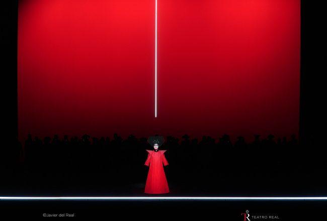 La exótica crueldad de «Turandot» de Puccini en el Teatro Real