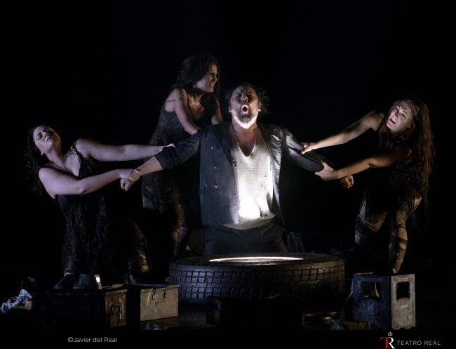 El Wagner más oscuro y crítico en el Teatro Real