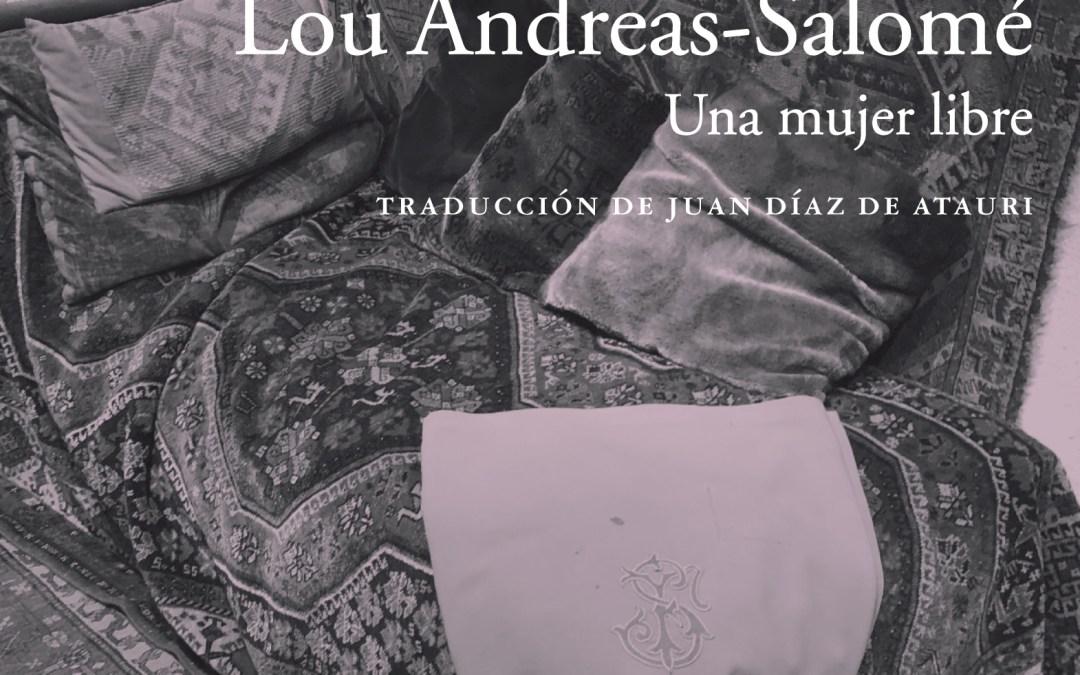 Lou Andreas-Salomé, una mujer que transformó el siglo XIX