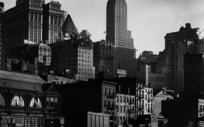 Abbott, Meier y la fotografía en Nueva York