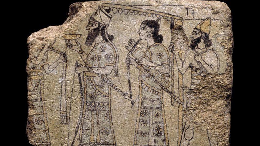 De lujo. De los asirios a Alejandro Magno