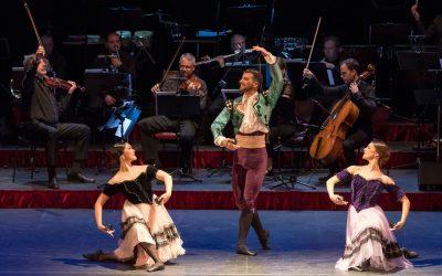 """Sorprendente danza española con """"La escuela bolera: tradición y creación"""""""