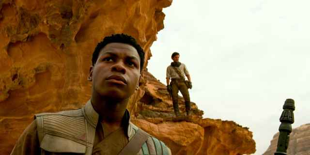 Finn y Poe