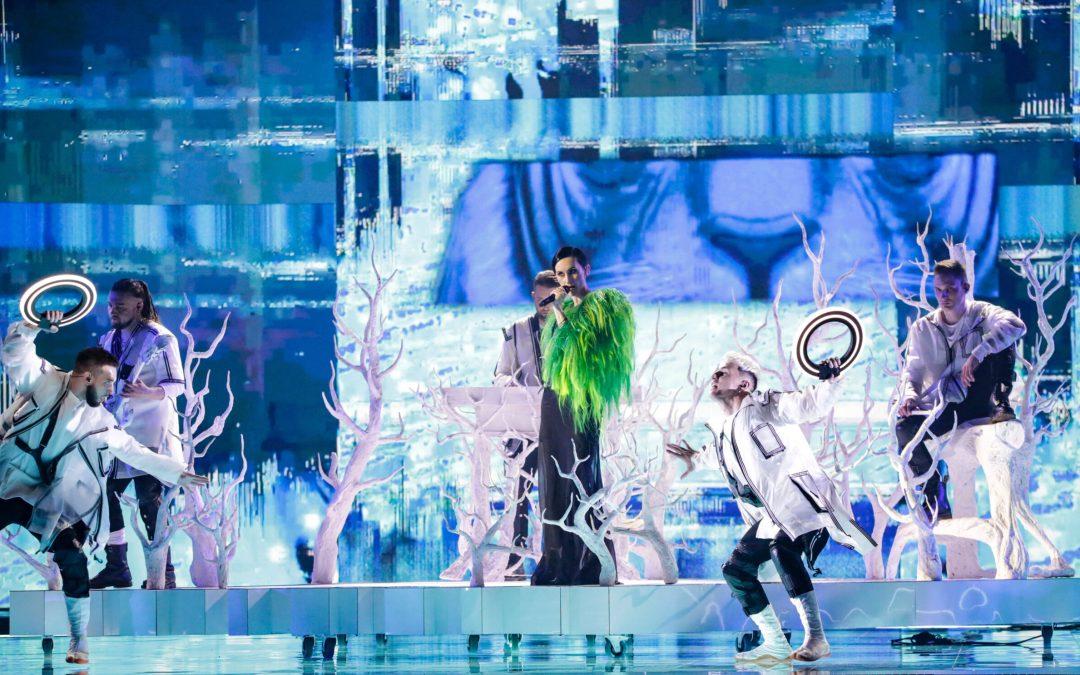 """El """"nacimiento de una nueva era"""" en el Festival de Eurovisión"""