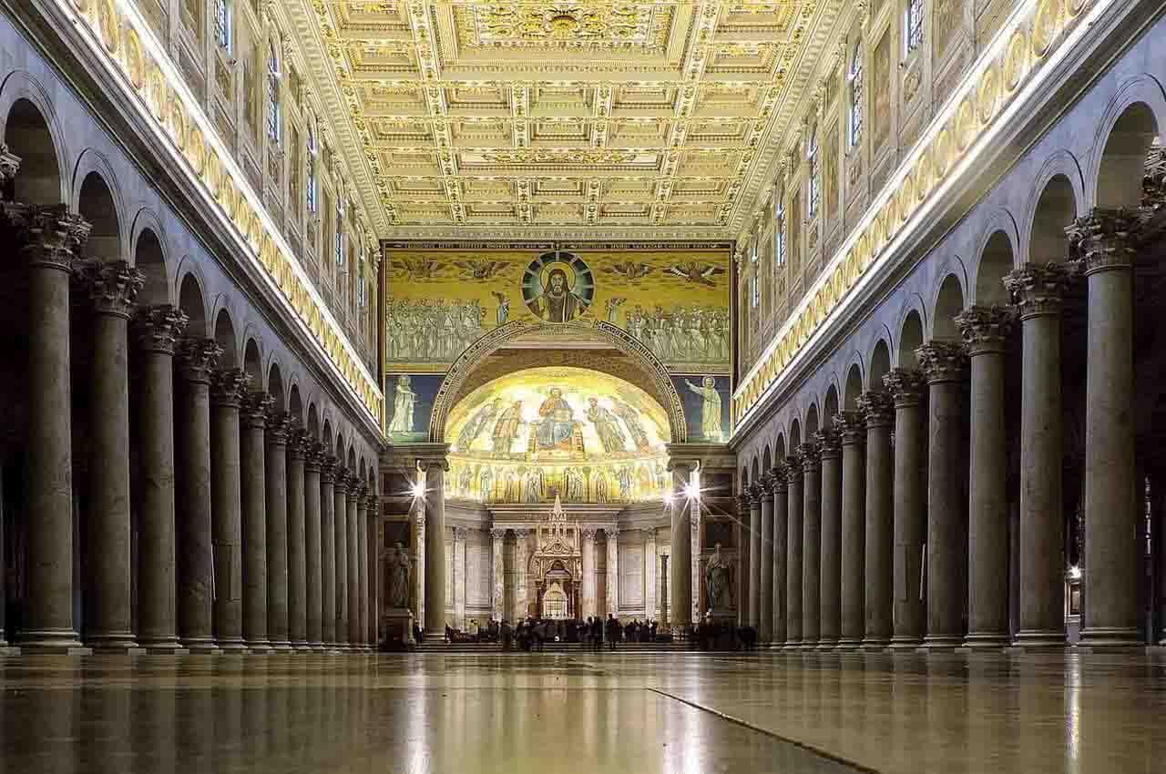 Cultural Rome Basilica di S. Paolo fuori le Mura - 02