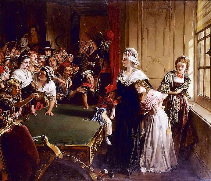 Image result for tuileries marie antoinette