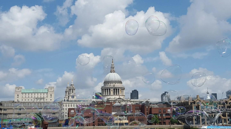 Bubbles St Pauls