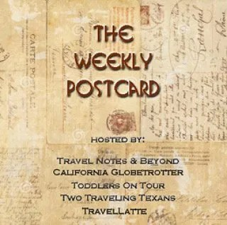 Weekly Postcard link badge