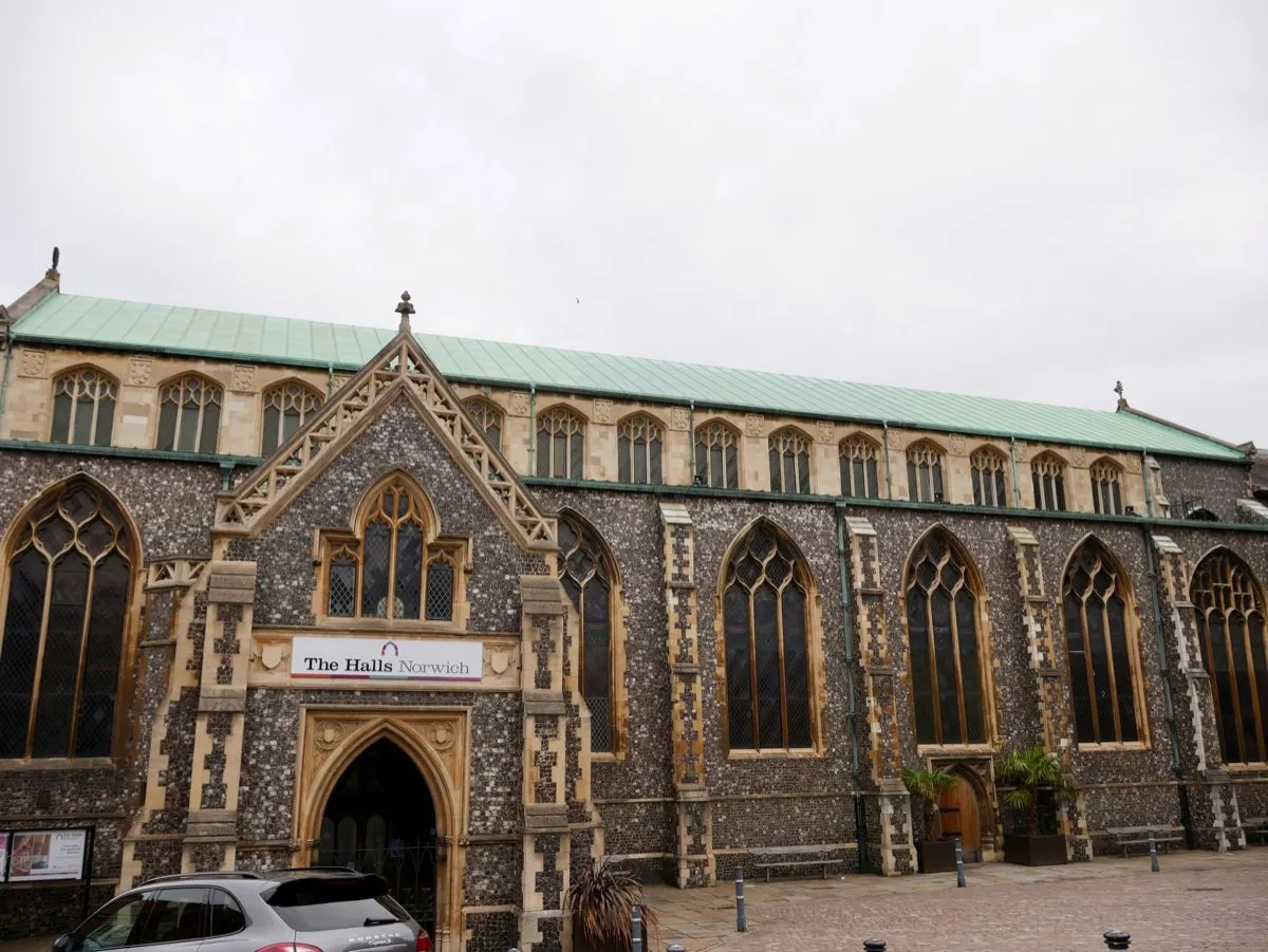 St Andrews Hall, Norwich