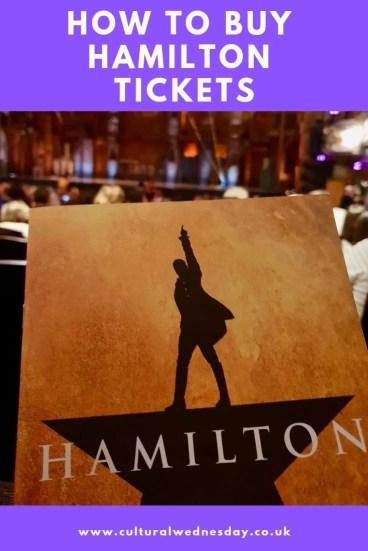 How to Buy Hamilton Tickets
