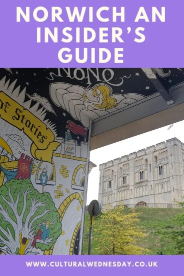 What to see in Norwich