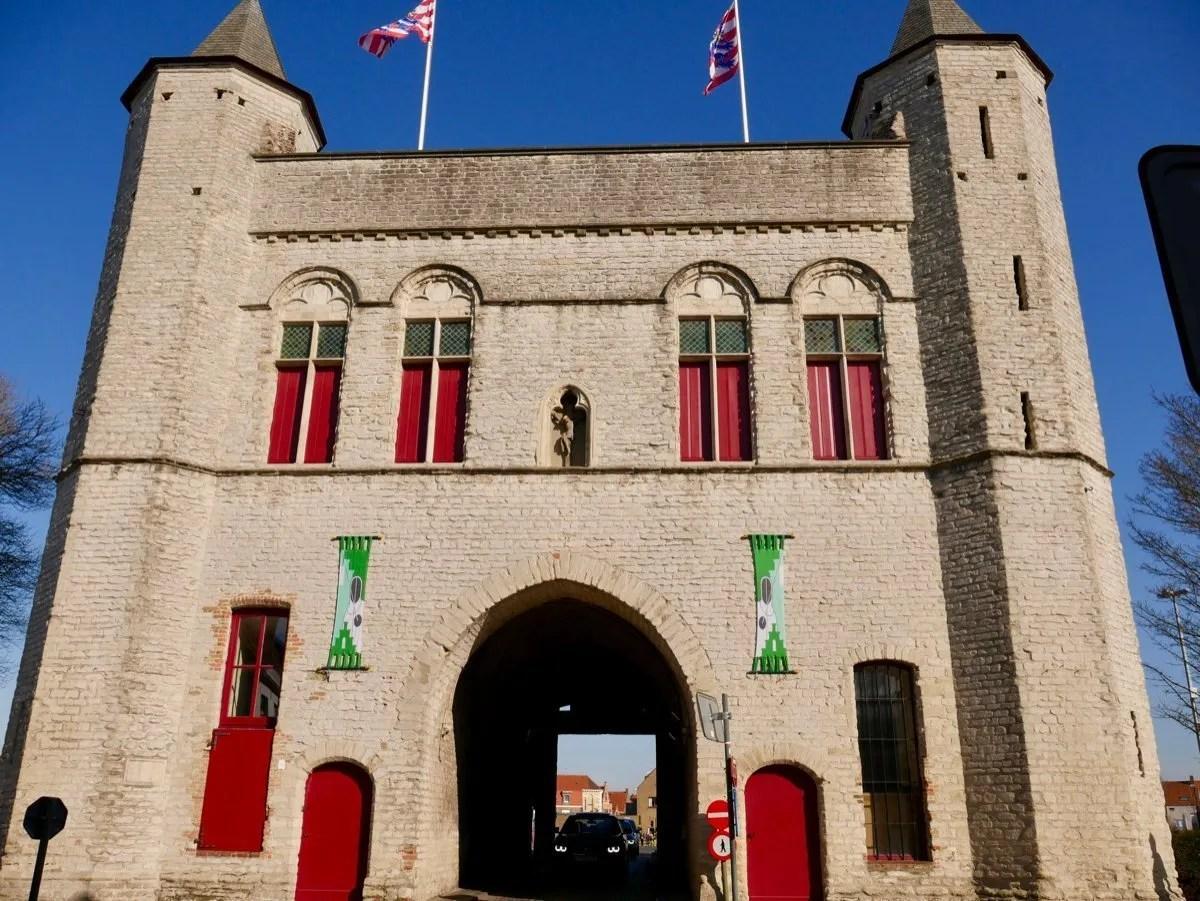 Gentpoort Bruges